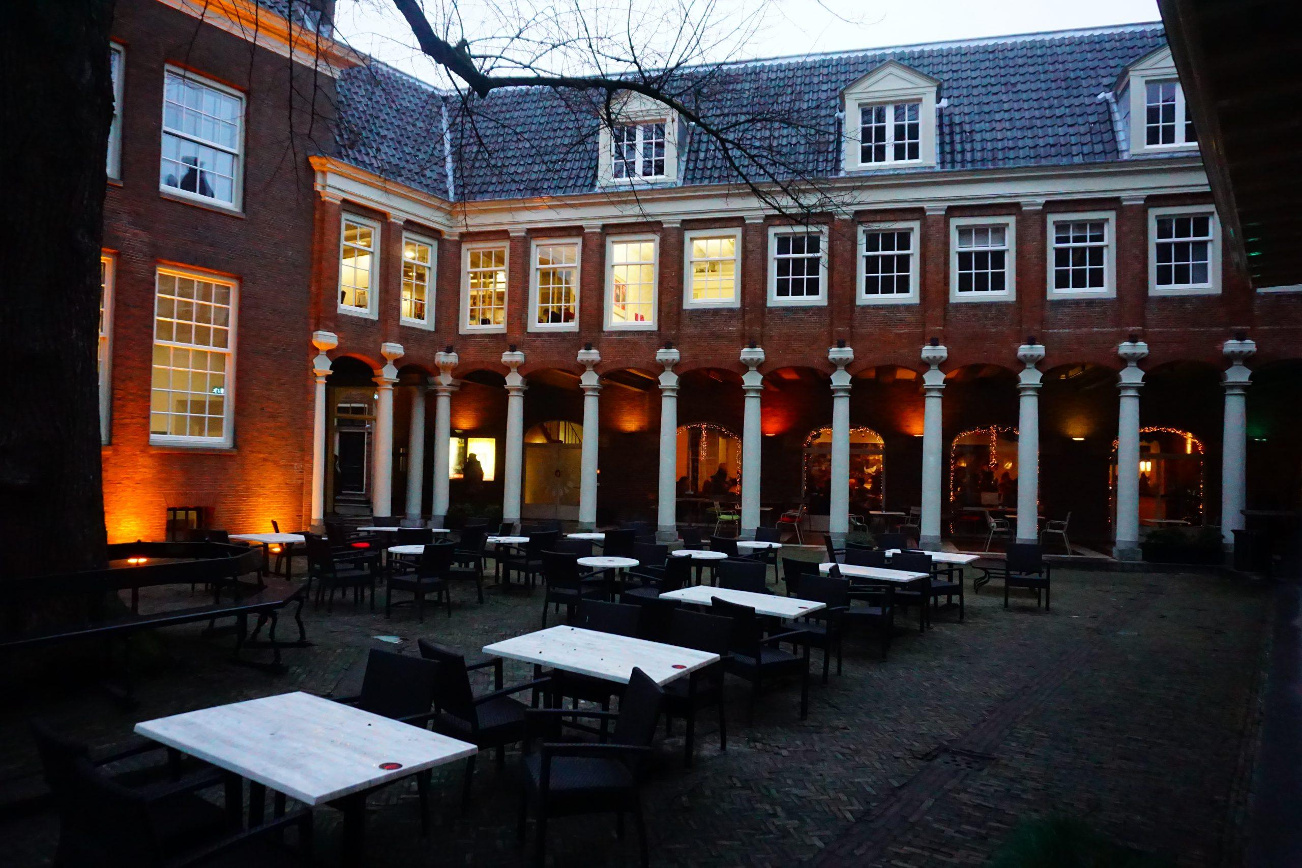 Amsterdam Museum. Amsterdam.