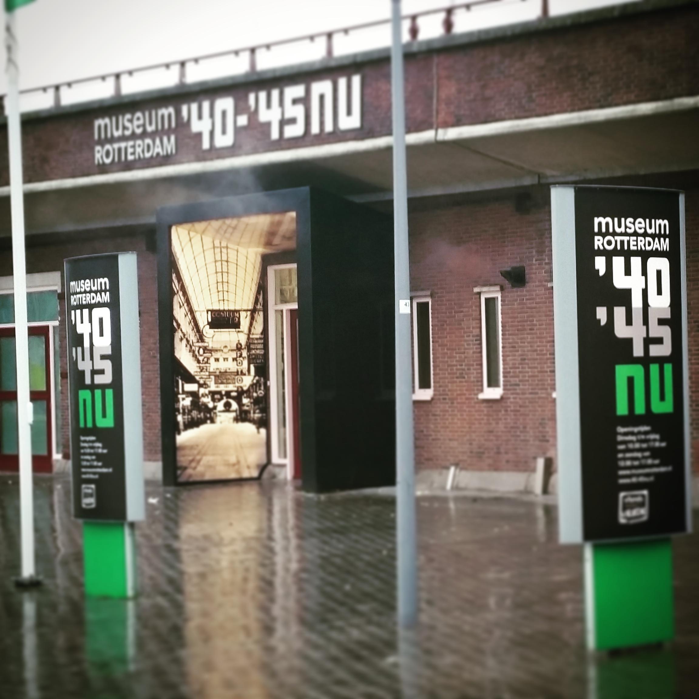 Rotterdam Museum/'40-'45nu – Rotterdam