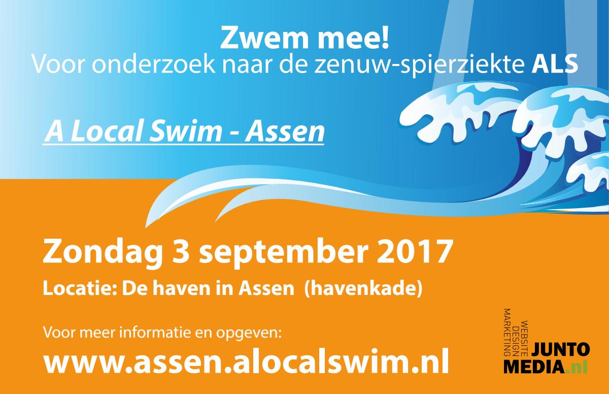 A Local Swim – Assen