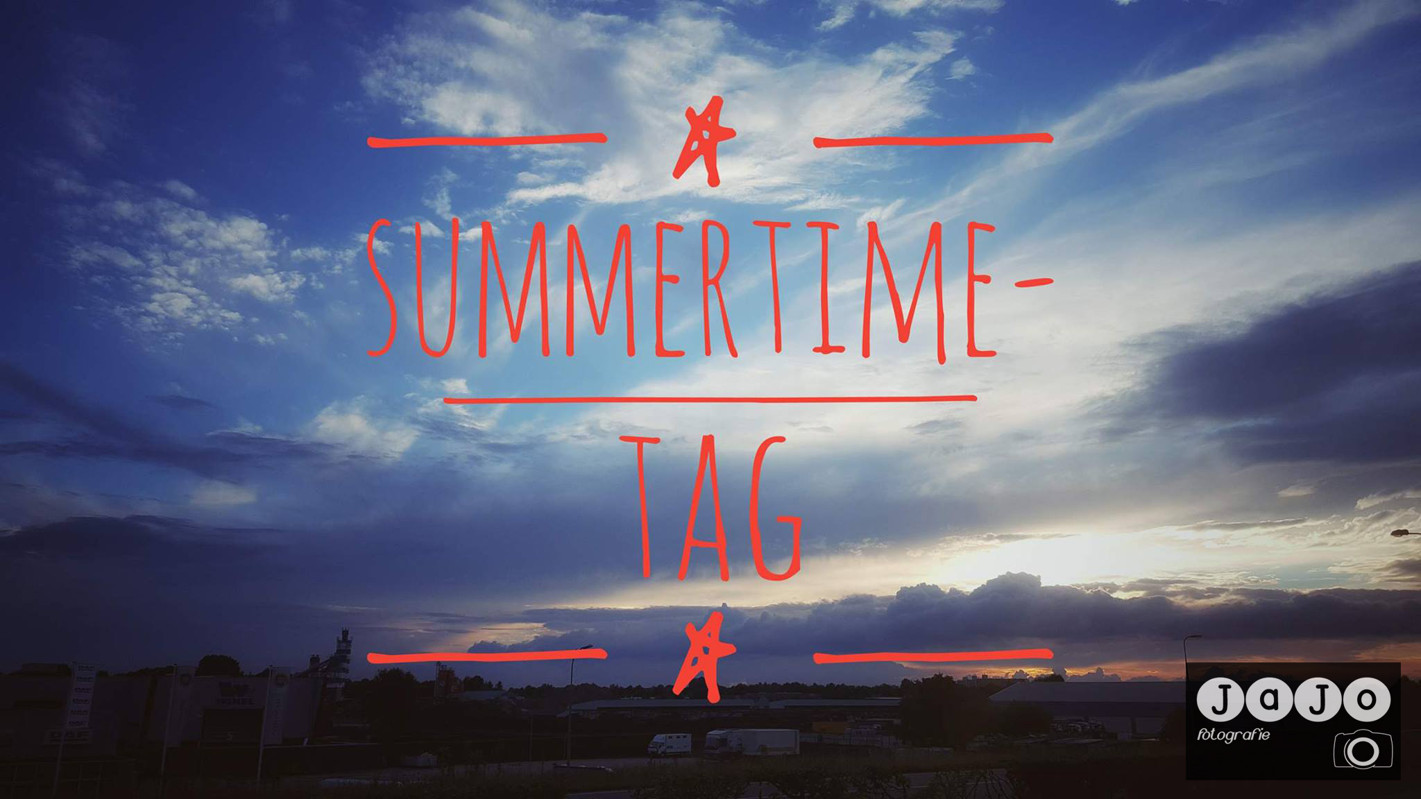 Summertime – Tag