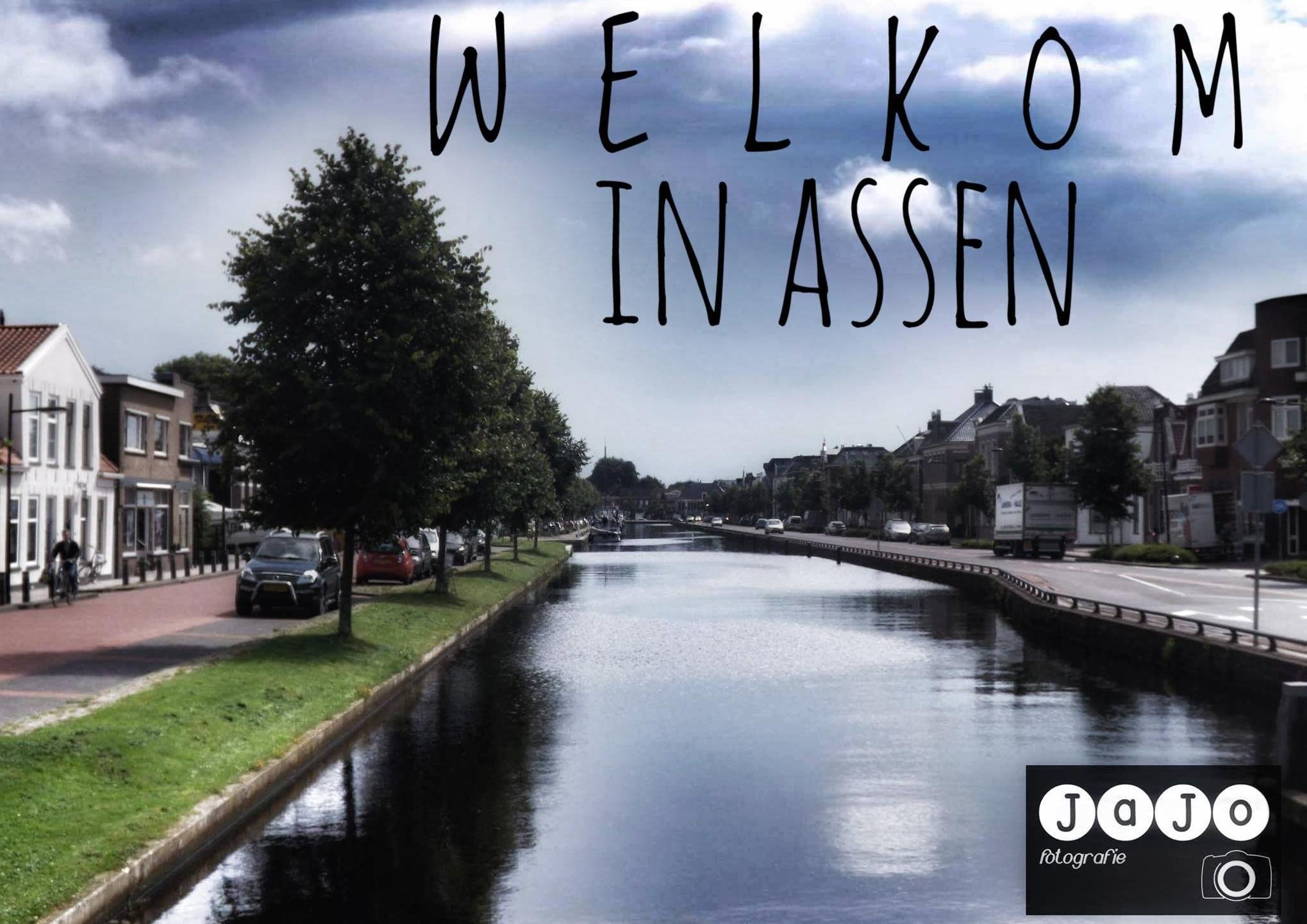 Welkom is Assen – Tag
