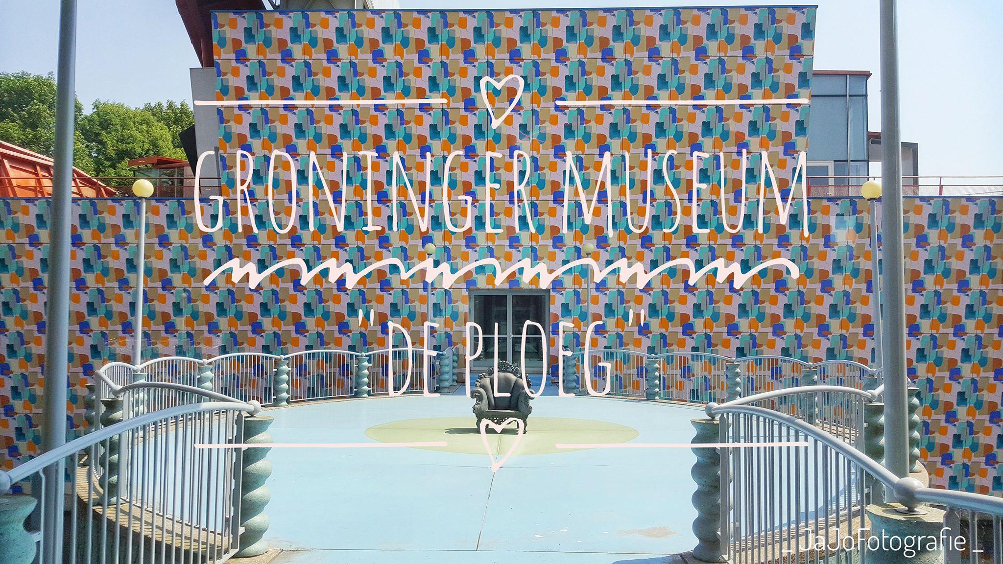 Groninger Museum – De Ploeg