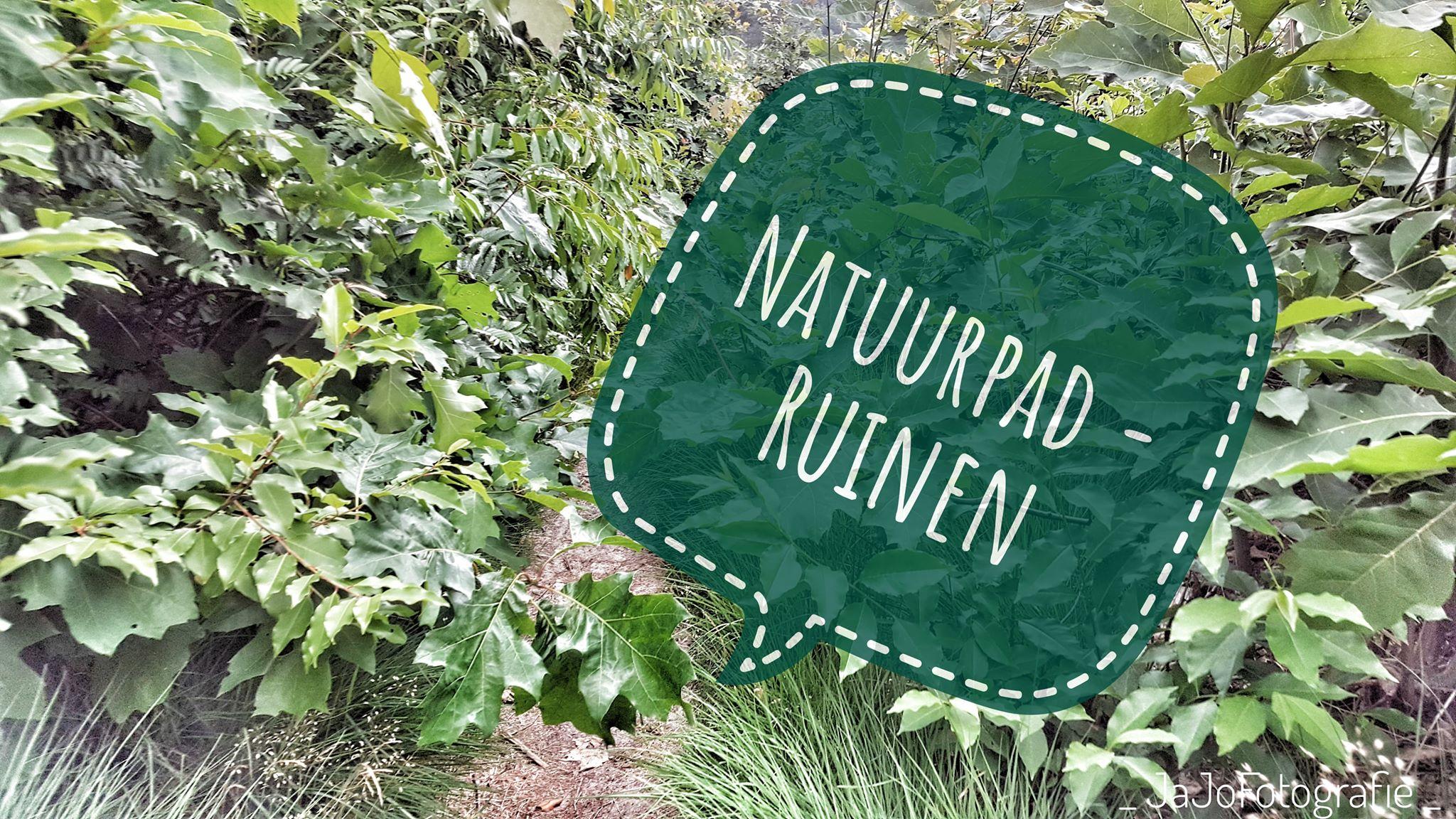 Natuurpad Ruinen