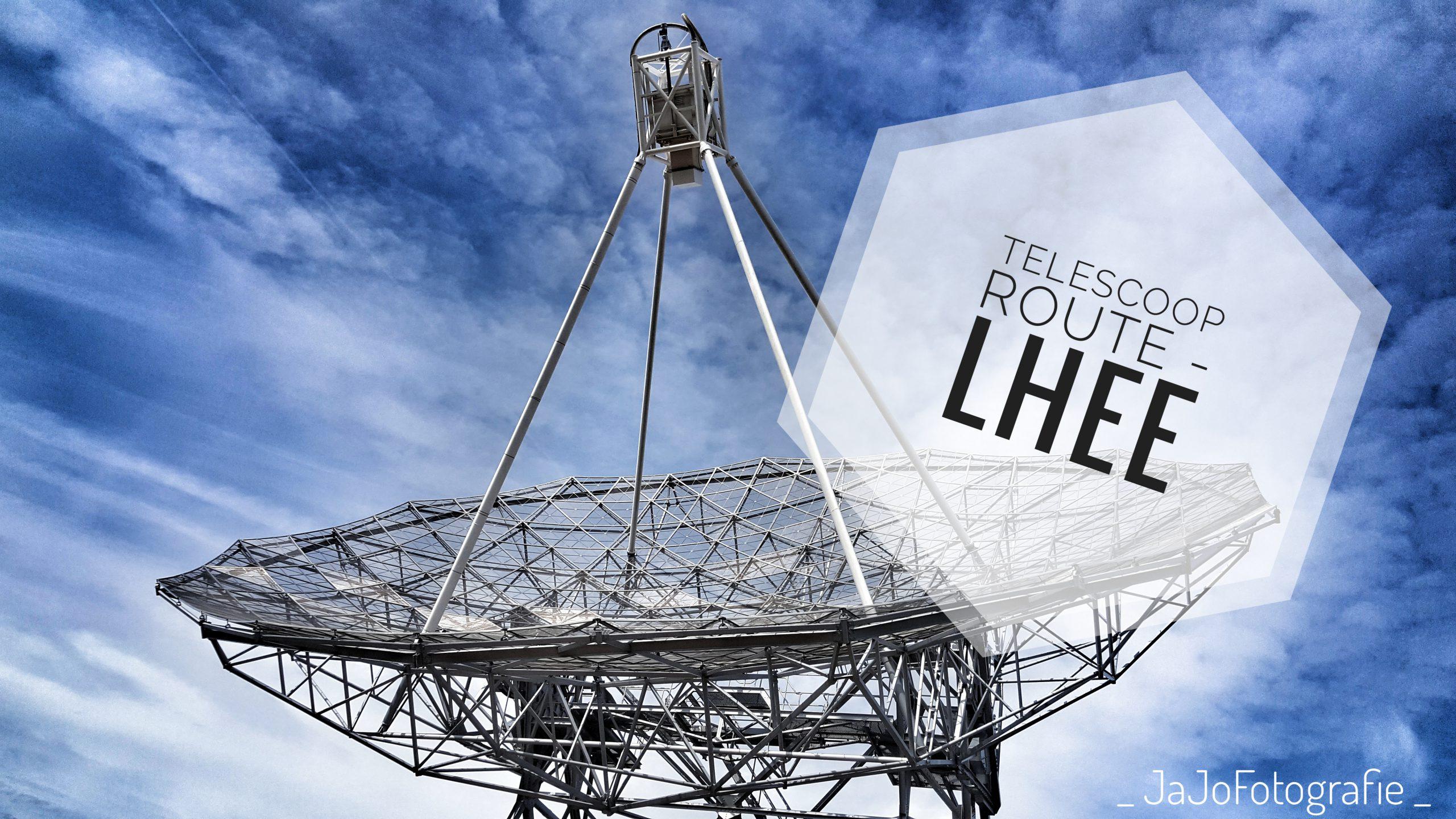 Telescoop Route – Lhee