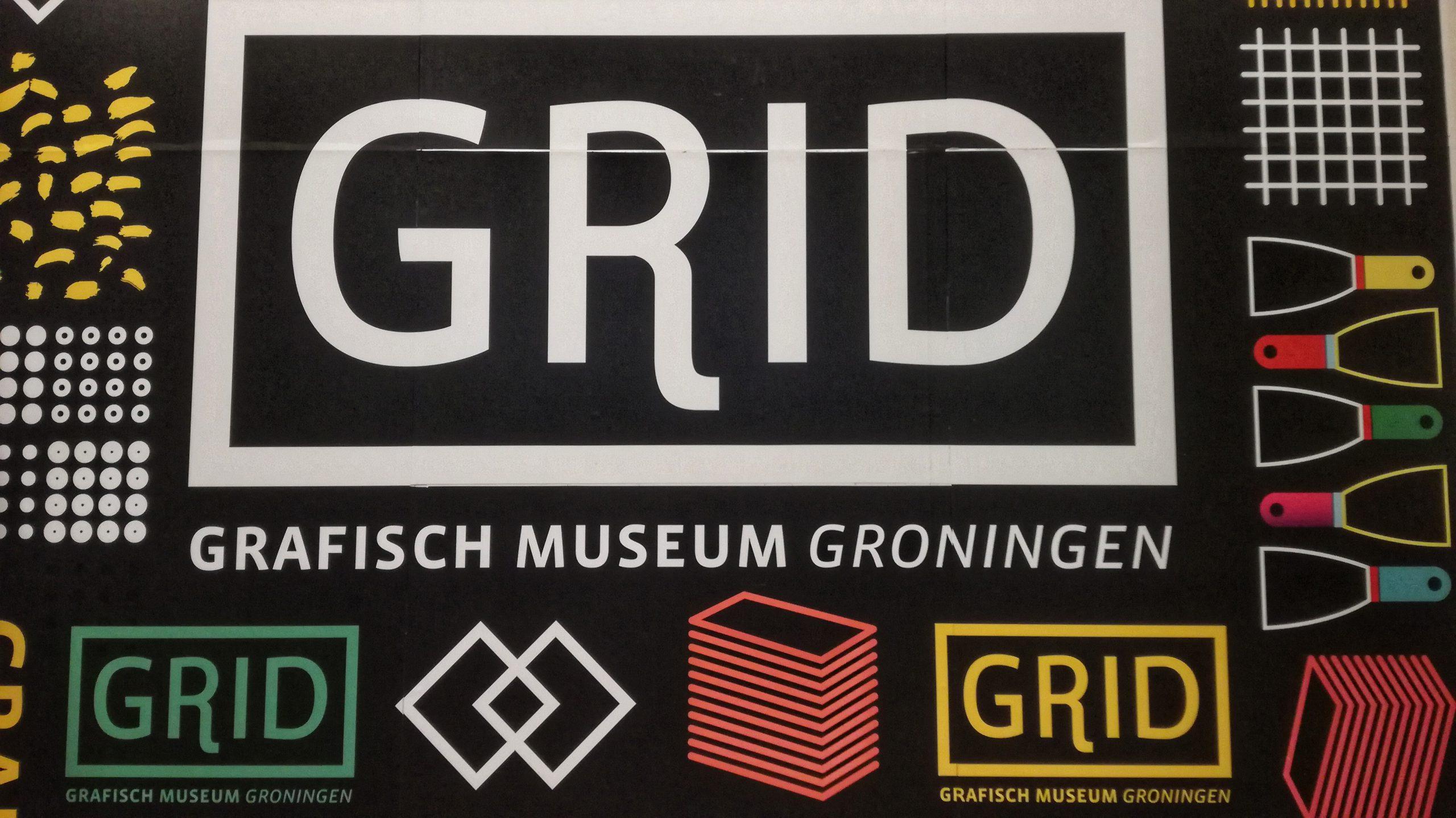 Grid – Grafisch Museum Groningen