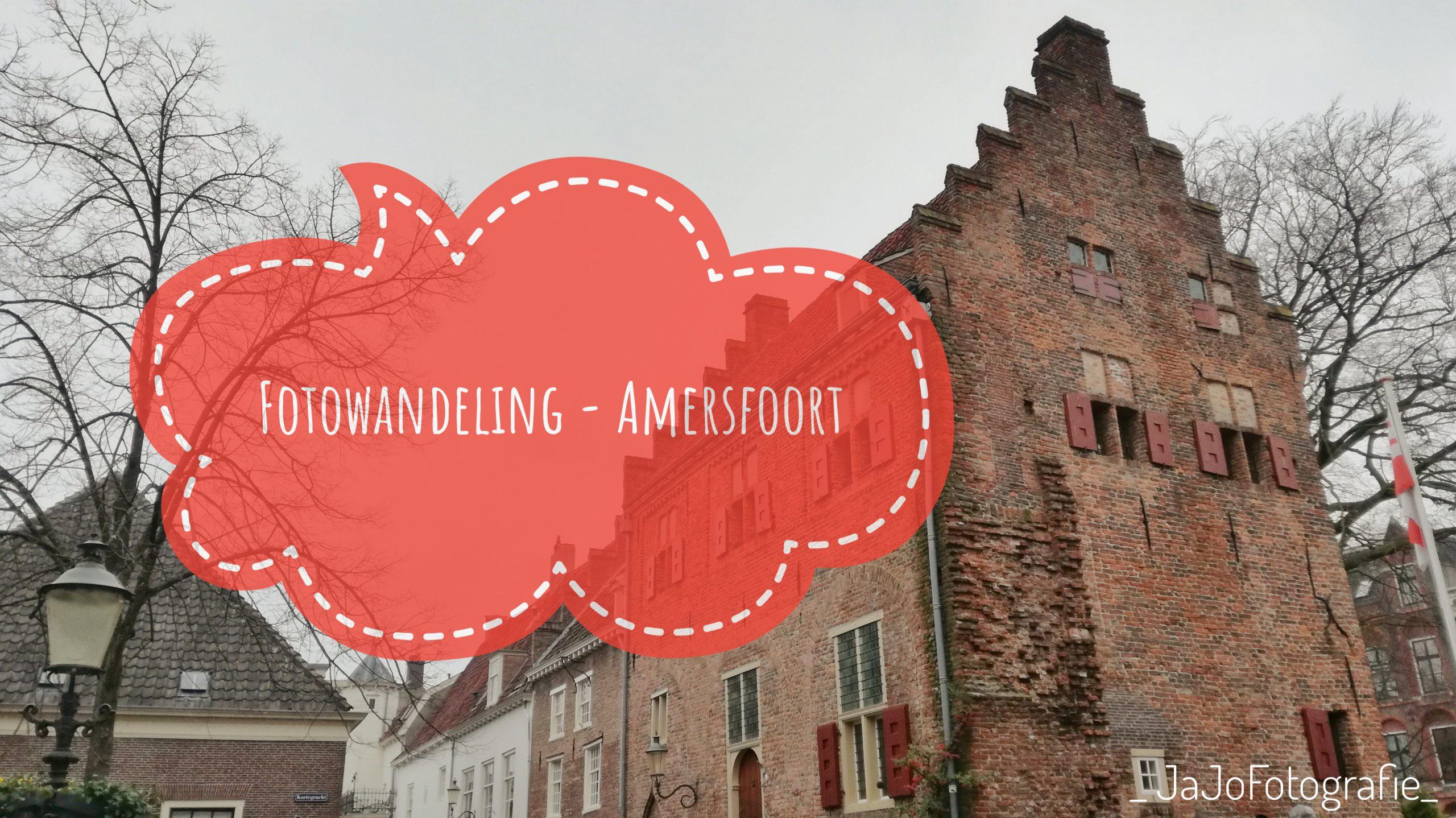 Fotowandeling – Amersfoort