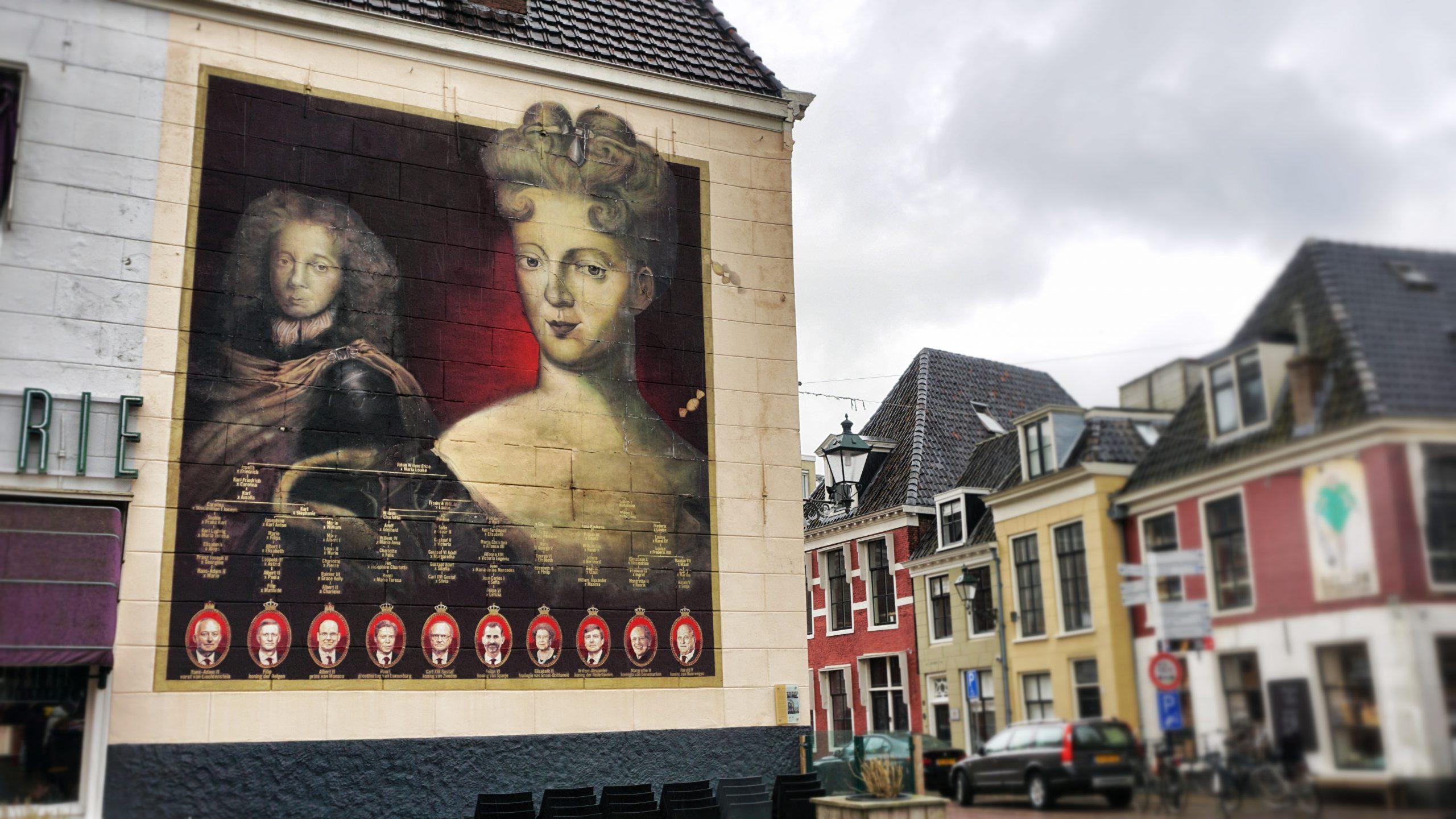Maria- Louise, Marijke Meu, Leeuwarden,