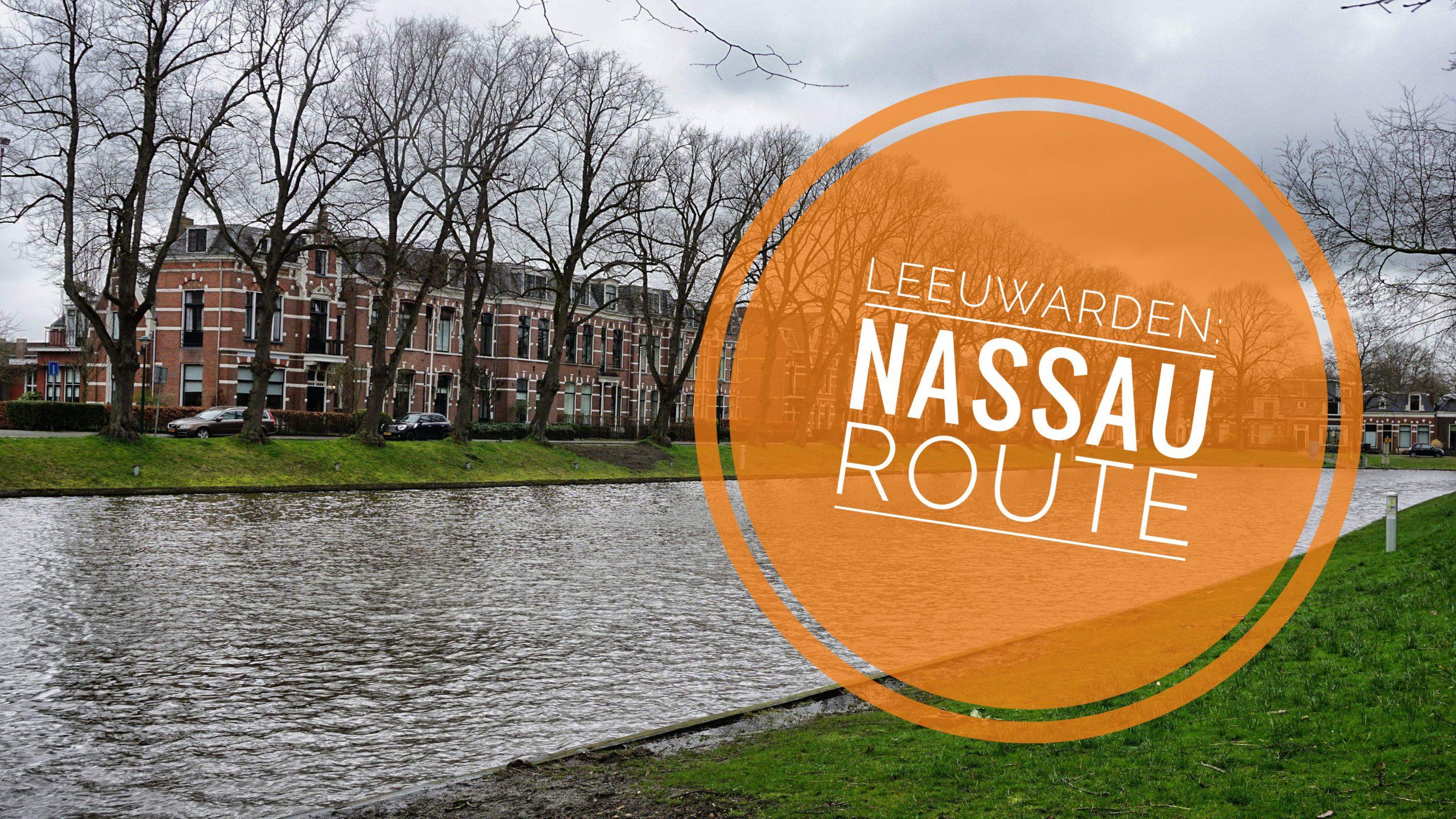 Nassauroute – Leeuwarden