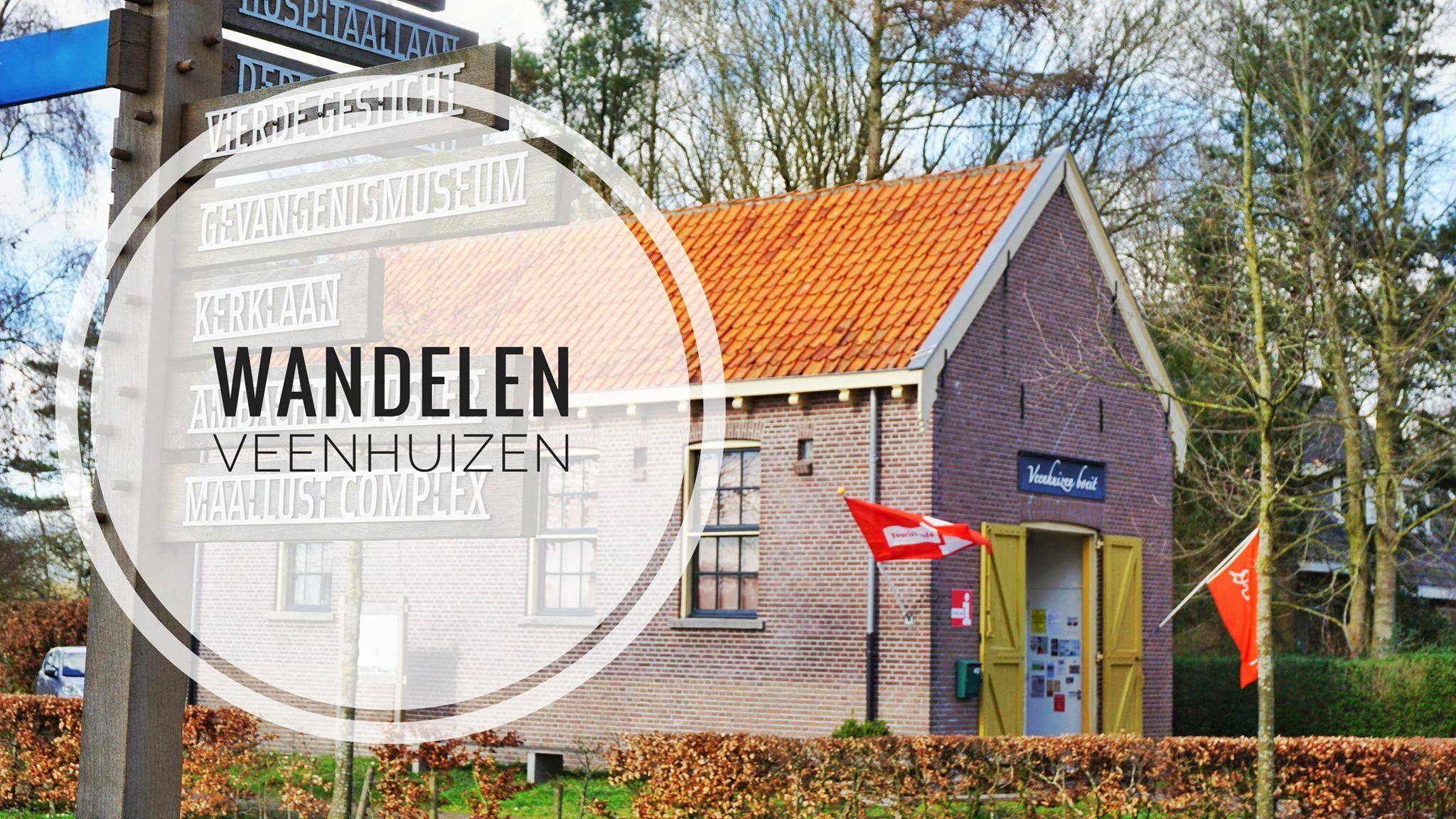 Wandelen door Veenhuizen