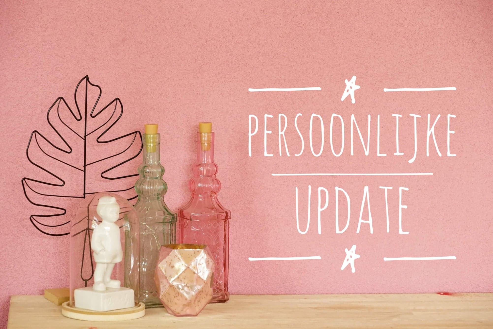 persoonlijke update