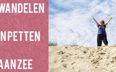 Wandelen  in Petten aan zee – Noord – Holland