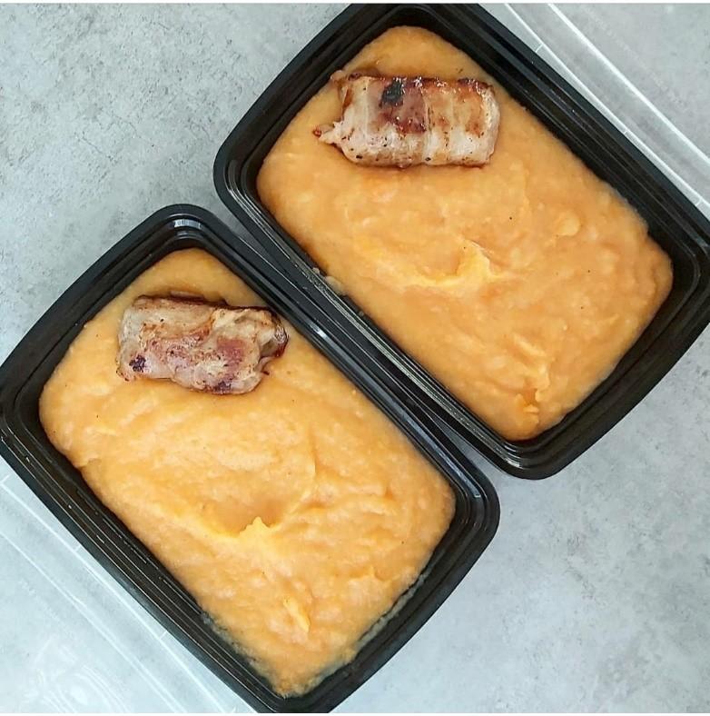 Gastblog van Carmen, eten wat je makkelijk en snel kan opwarmen en eten, ideaal tijdens drukke dagen.