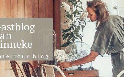 Gastblog: Inrichting en tips van Tinneke