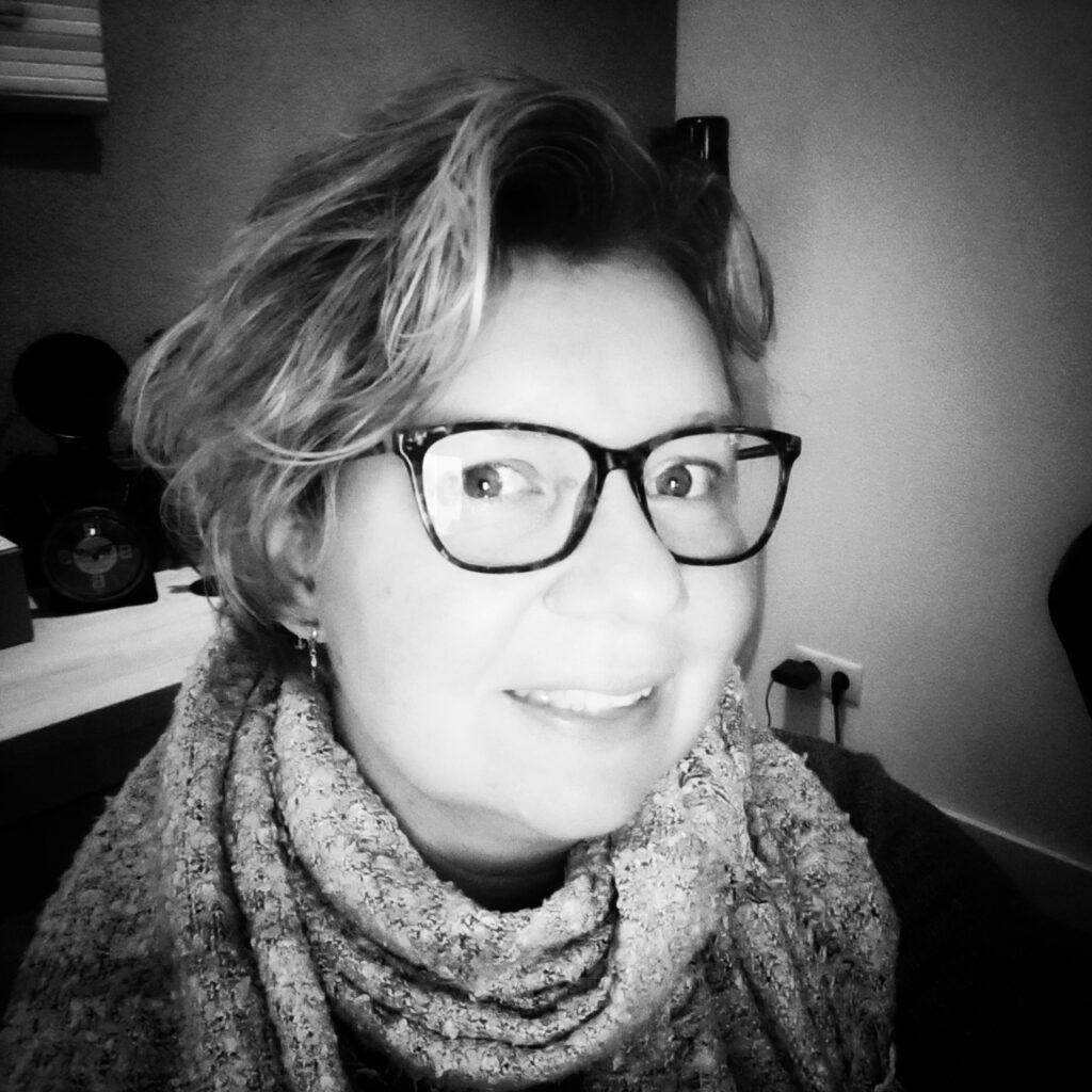 Hersenaandoening, Hersenschudding, hersenletsel, zwart-wit foto van Jeanine.