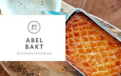 Boterkoek van Abel Bakt.