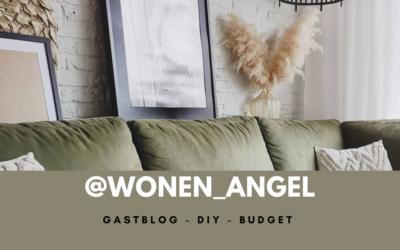 Gastblog DIY tips van @Wonen_Angel