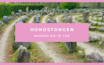 Wandelen in Yde – Hondstongen 4,5 km