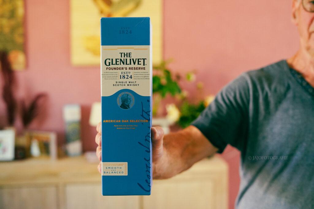 vaderdag cadeau tip - Whisky van The Glenlivet - Single Malt