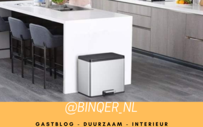 Binqer Duurzaamheid & Interieur – Gastblog