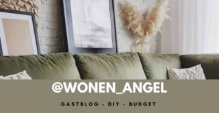 DIY, @Wonen_Angel legt uit hoe je zelf de leukste DIY op een eenvoudige manier maakt